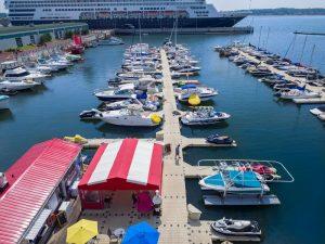 Marina Dock Systems