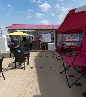 Restaurant Floating Walkway Dock