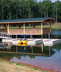 EZ Dock for Campgrounds