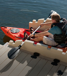 Kayak Launch Dock