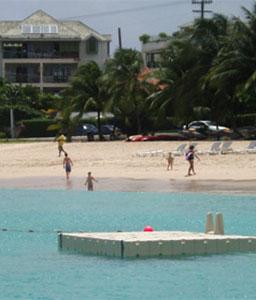 Hotel Floating Dock Platform