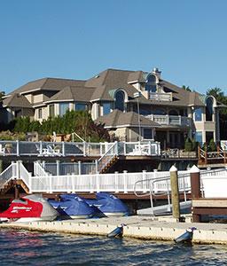EZ Dock Residential