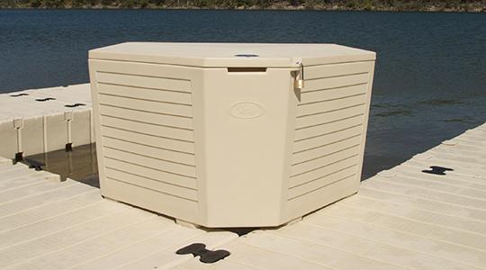 Merveilleux Corner Storage Box