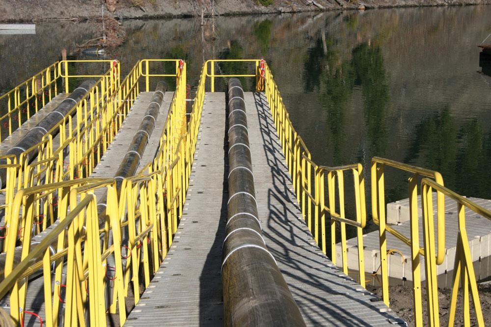 Flytende pumpestasjoner for kommuner