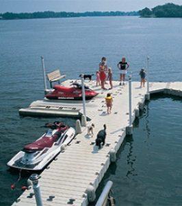 Dock for Parks