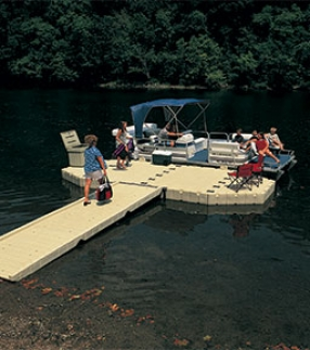 Dock at Park