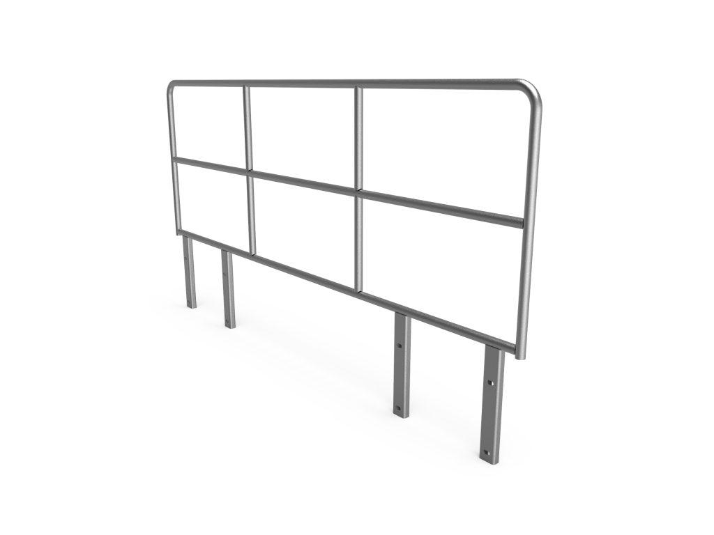 EZ Dock Metal Railing