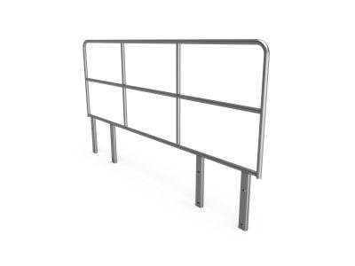 EZ Dock Metal Railing