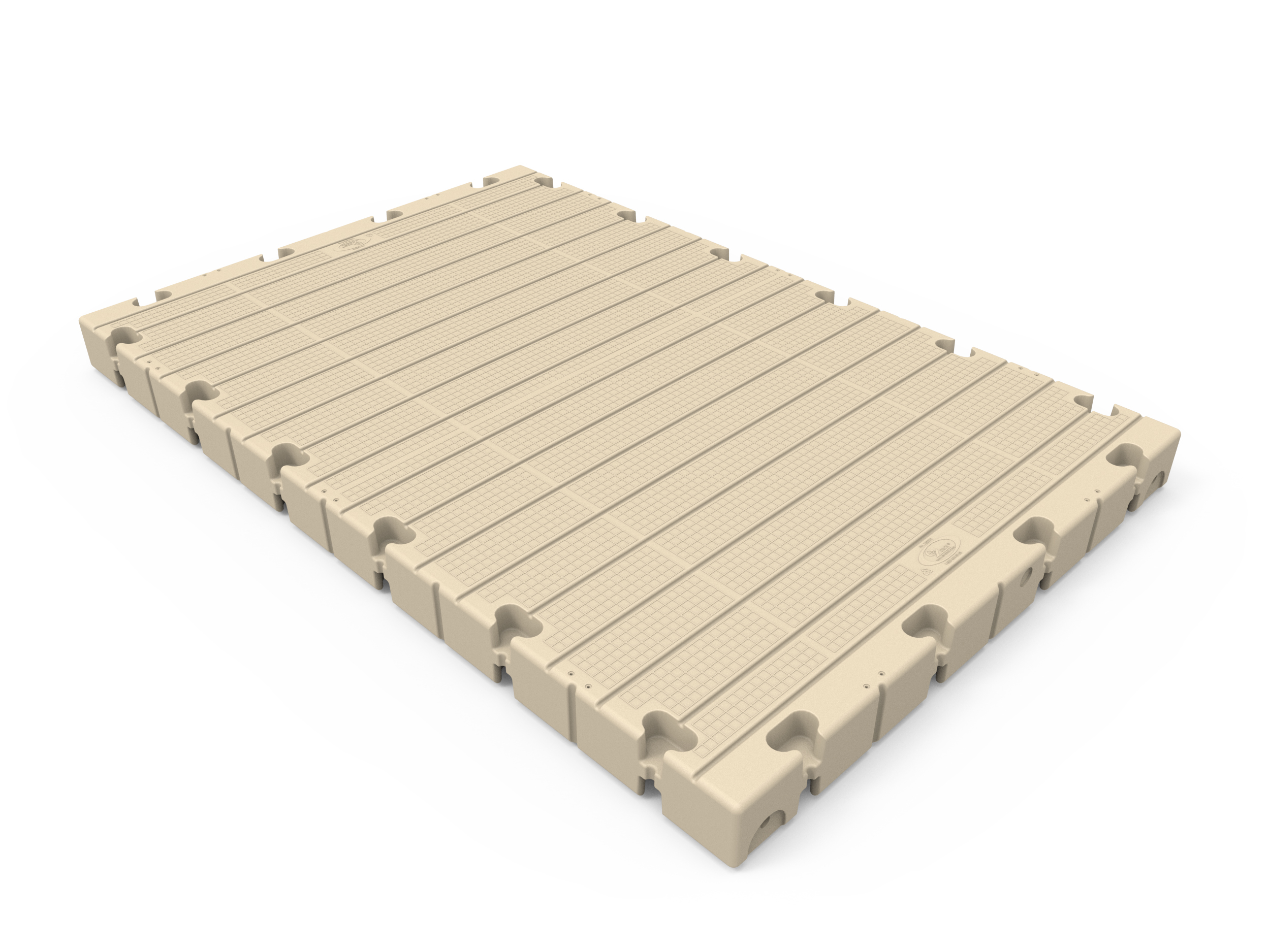 Floating Dock Sections | Customizable Dock Systems - EZ Dock
