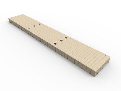 EZ Dock I Shape Dock