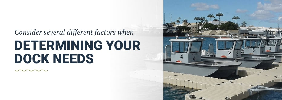 Guide to Docking Choices: Which Types of Docks are the Best