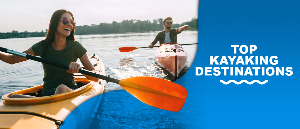 Top Kayaking Destinations in US