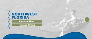 Kayaking spots in northwest Florida