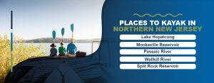 Places to Kayak in Northern New Jersey
