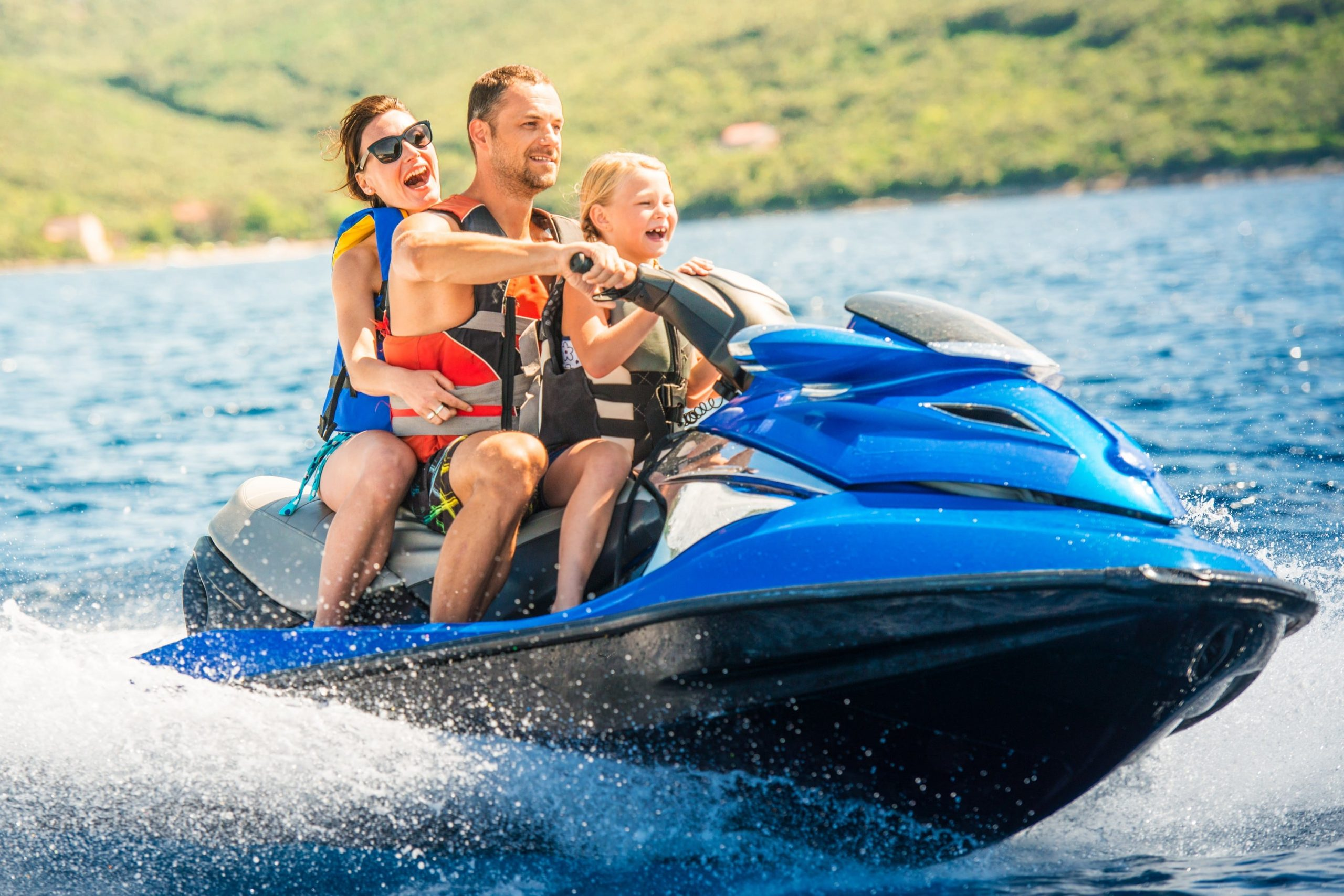 Jet Ski Buying Guide | Guide to Choosing a PWC | EZ Dock