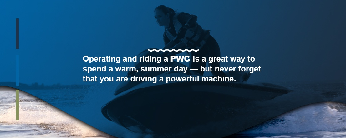 Safety Tips for Operating a PWC