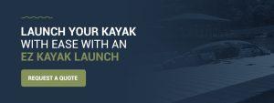 Launch your kayak with an EZ Kayak Launch