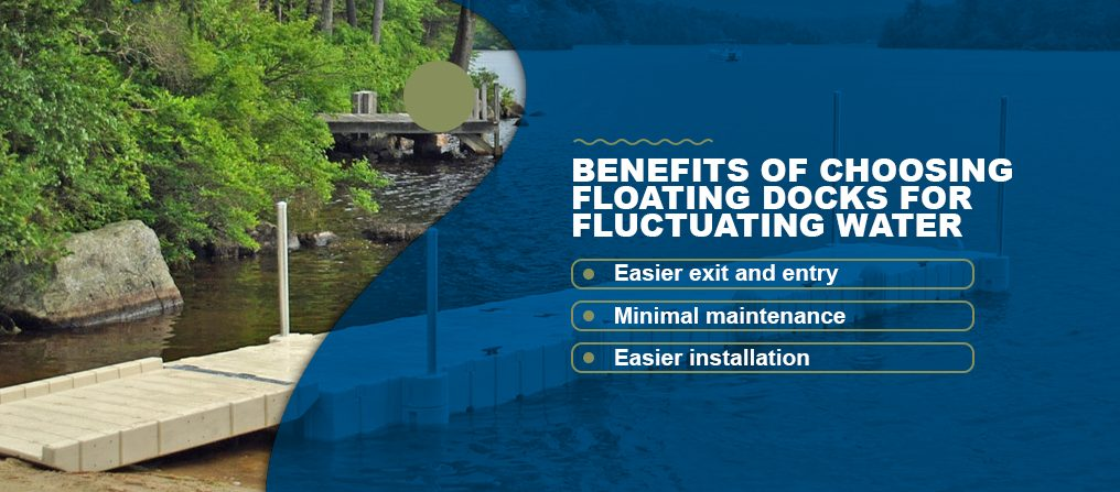 Benefits of Choosing Floating Docks for Fluctuating Water