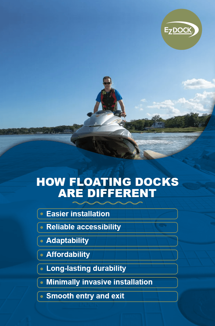 How Floating Docks Are Different