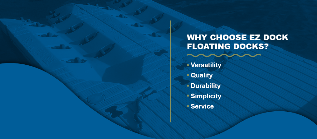 Why-Choose-EZ-Dock-Floating-Docks
