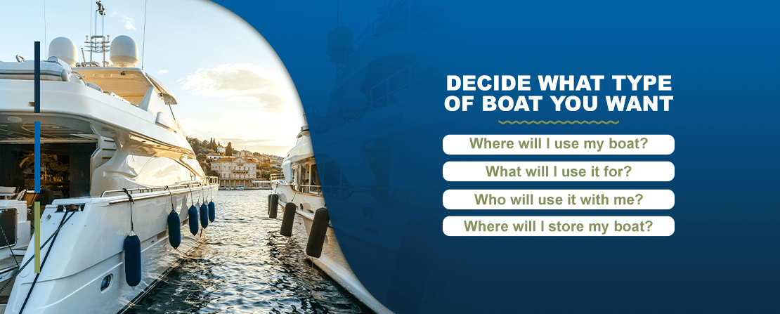 Decide What Type of Boat You Want
