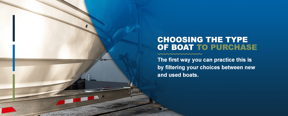 Choosing the Type of Boat to Purchase