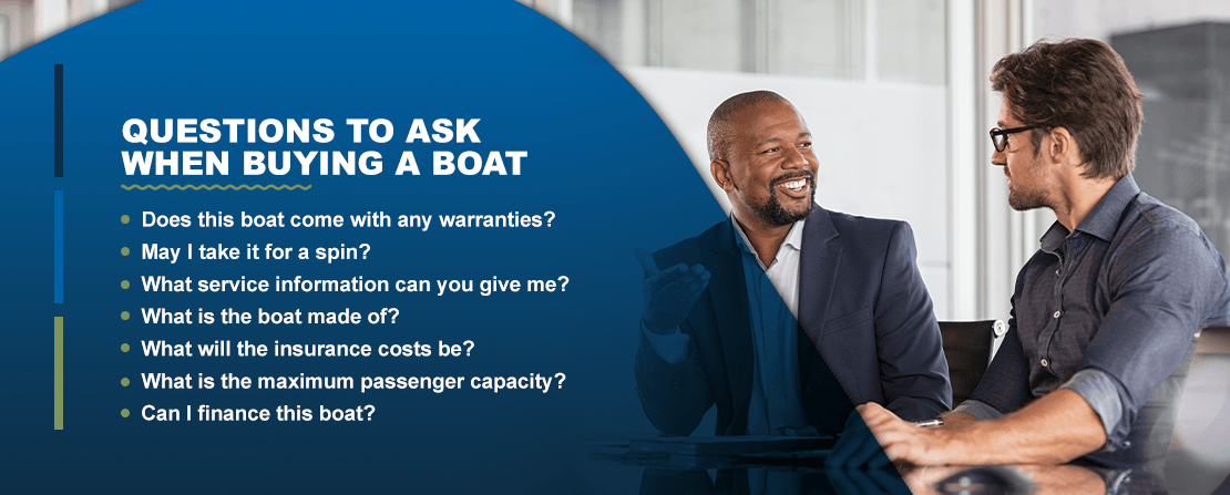 Questions to Ask When Buying a Boat