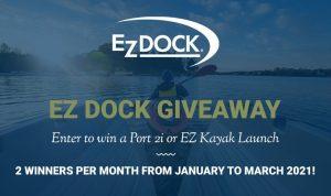 ez dock giveaway