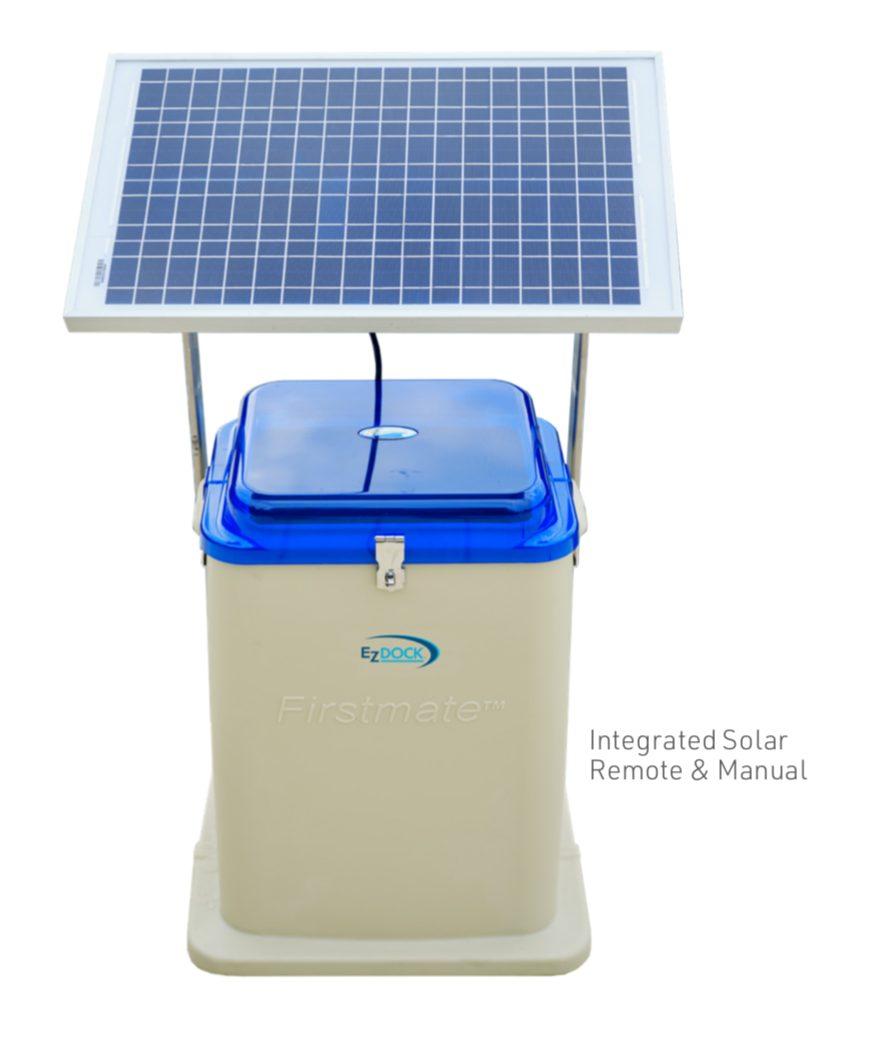EZ Dock Solar Remote