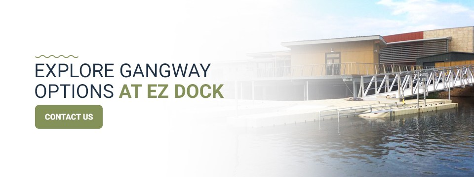 Explore gangway options