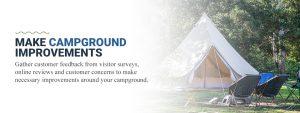 Make Campground Improvements
