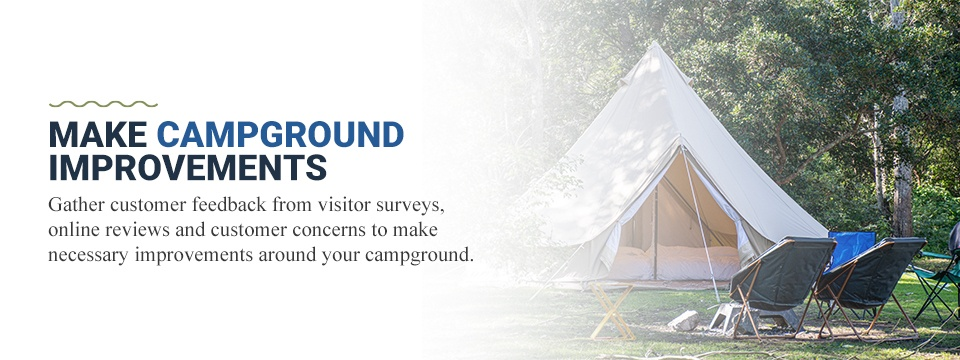 Make Campground Improvements
