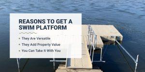 Reasons to get a swim platform