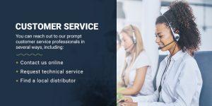 EZ Dock customer service benefits