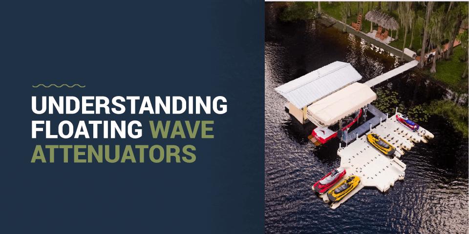 Understanding floating wave attenuators