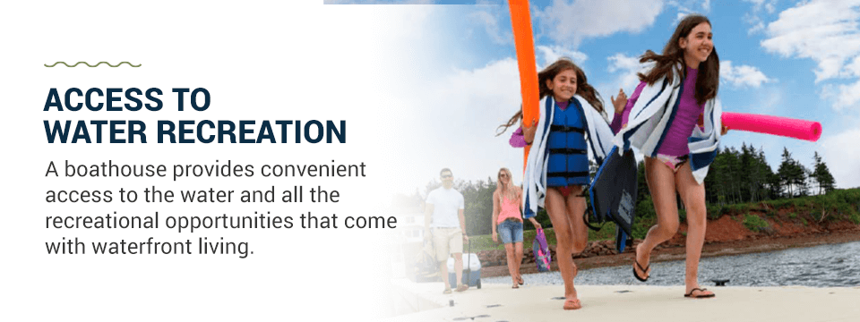 Access to Water Recreation