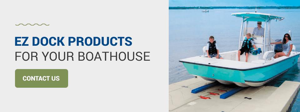Improve your boathouse