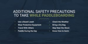 Paddleboarding Safety Precautions