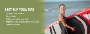 Best SUP Yoga Tips