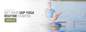Get your SUP Yoga Routine Started